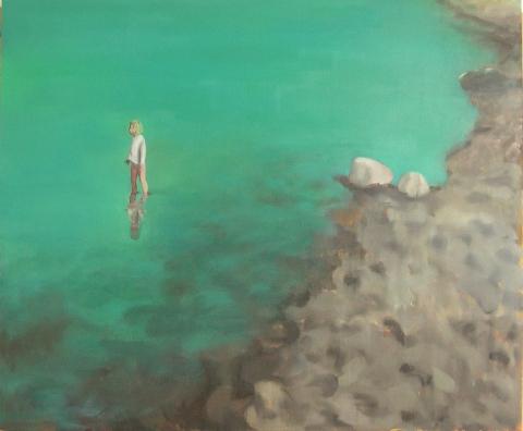 A Vastness Oil on Canvas
