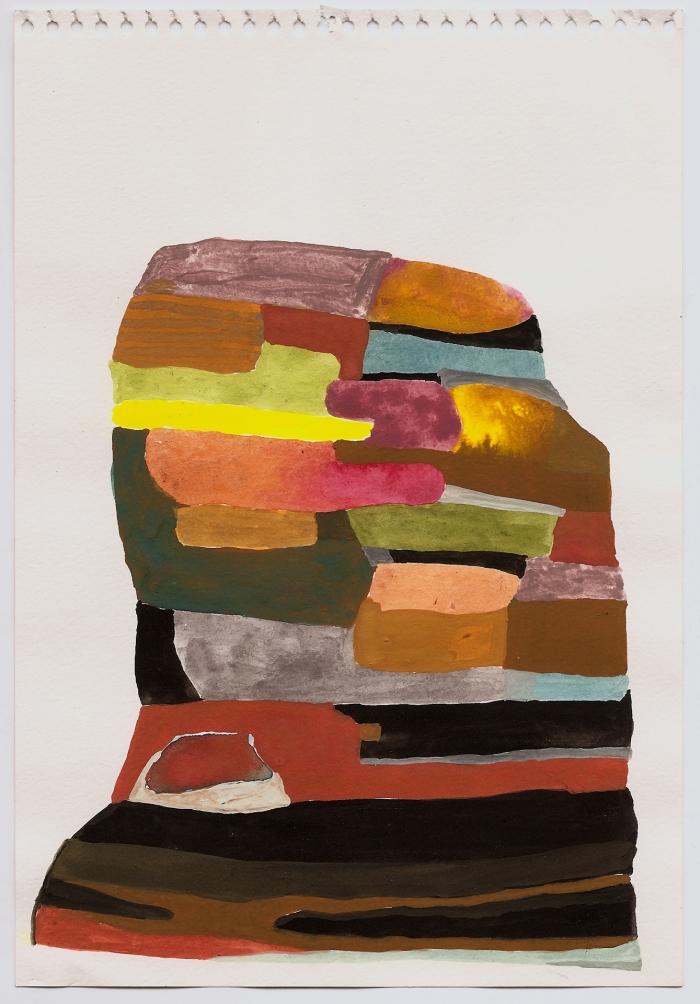Works on Paper: 2009-2010 Mesa