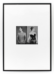 Arlene Rush Twins Digital print with frame