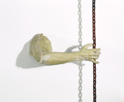 Arlene Rush Hands  Fingers                                                               Arms Resin, fiberglass, acrylic and steel
