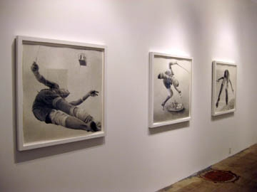 "Installation Views Install Shot of ""Zero Sum Pilot"" at Winston Wachter NYC"