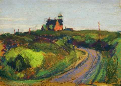 Brian Gill Wendler Pastels pastel