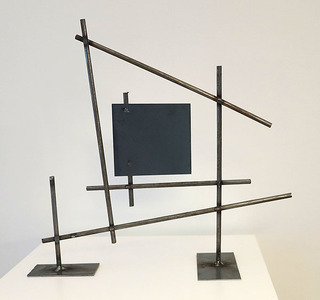 Bruce Rosensweet ARCHITECTURE Welded steel