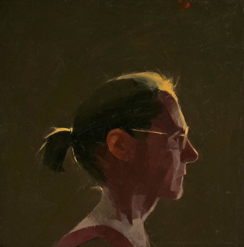 PORTRAIT/FIGURE Ponytail
