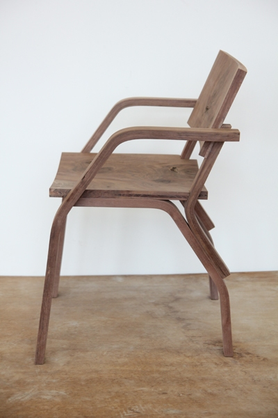  Chairtastic Product Bent Plywood Armchair