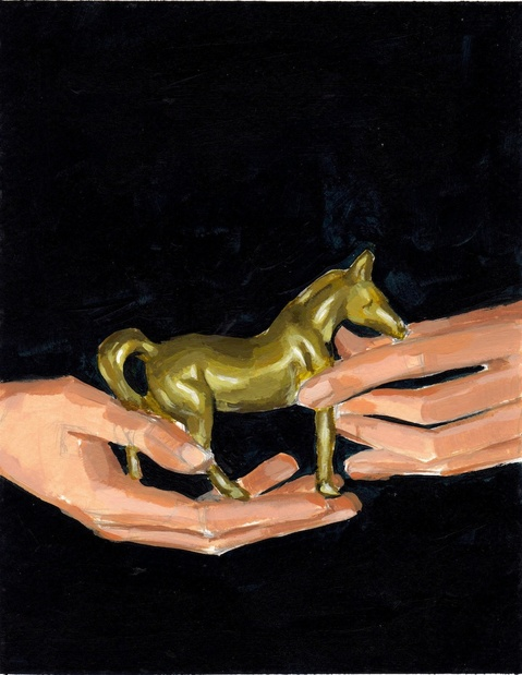 artwork Tiny Pony