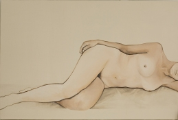 clive jacobson Nudes oil on canvas