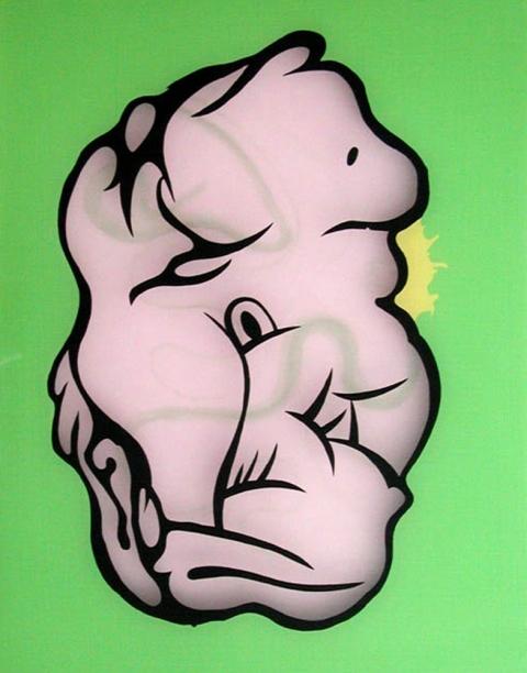 Post Apocalyptic Tattoo World  1998-2008 (images) George (Spirit)