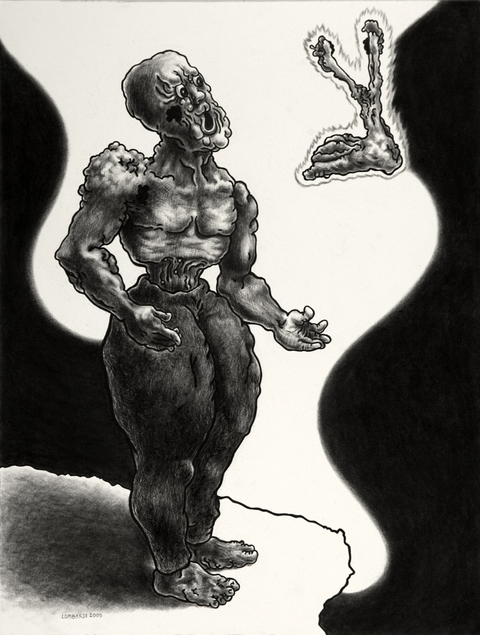 Post Apocalyptic Tattoo World  1998-2008 (images) Hercules and Digitus