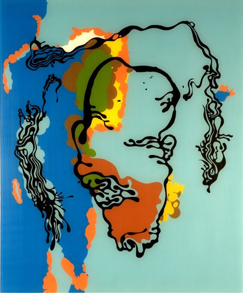 Post Apocalyptic Tattoo World  1998-2008 (images) Shrunken Head #2