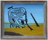 Graffoos 2006-2009 (images) oil on canvas board