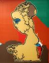 Post Apocalyptic Tattoo World  1998-2008 (images) acrylic on Plexiglas (reverse painted)