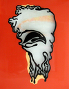Post Apocalyptic Tattoo World  1998-2008 (images) acrylic on Plexiglas (reverse painted) and on board