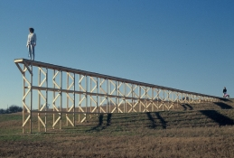 Dean Ruck Site Works lumber, sod