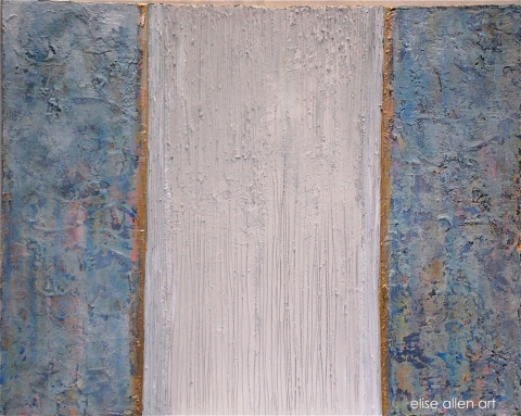 2012 Collection Acrylics and mixed media on canvas.