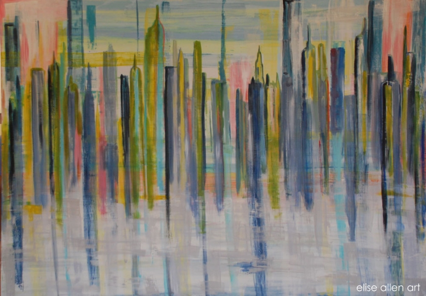 2012 Collection Cityscape