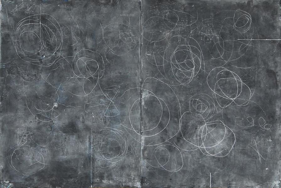 ELIZABETH HARRIS  Dark Matter 1<br/>