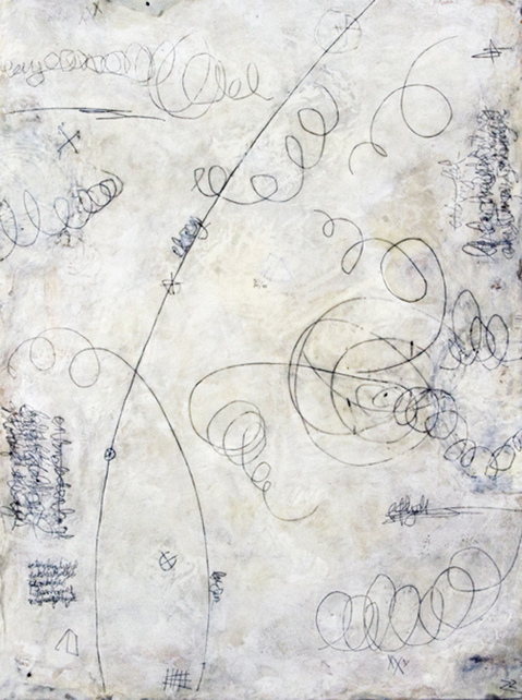 ELIZABETH HARRIS  Entanglement 10<br/>