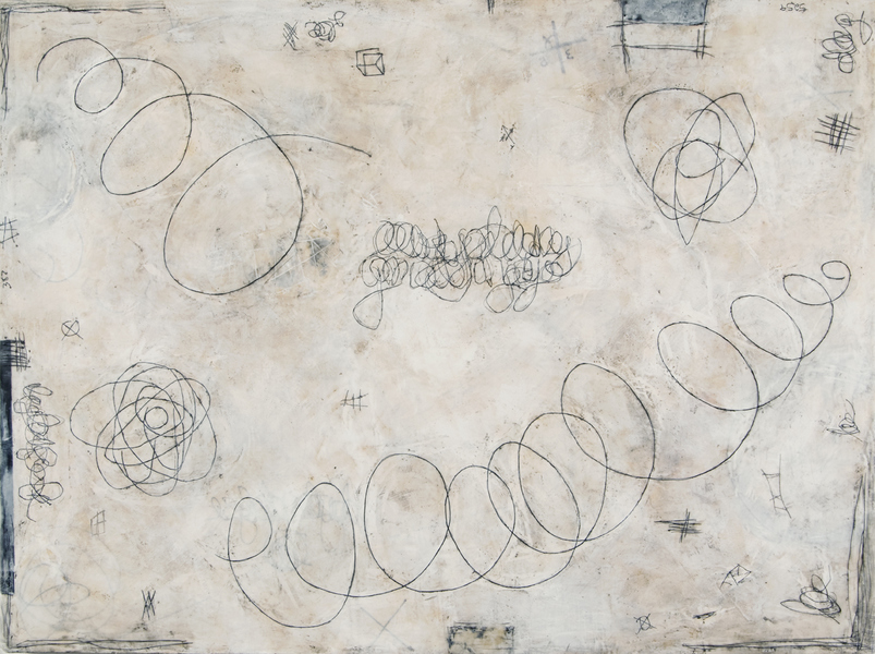 ELIZABETH HARRIS  Entanglement 11<br/>