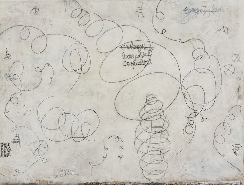 ELIZABETH HARRIS  Entanglement 19<br/>