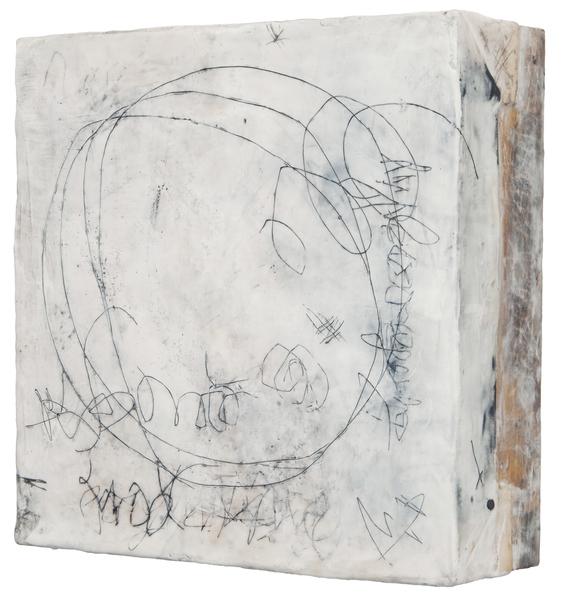 ELIZABETH HARRIS  Entanglement 16, side view<br/>