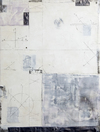 ELIZABETH HARRIS  Encaustic, lead, and graphite on panel<br/>