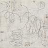 ELIZABETH HARRIS  Encaustic, textile, and graphite on panel<br/>