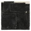 ELIZABETH HARRIS  Encaustic, linen, and marble dust on panel<br/>