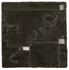 ELIZABETH HARRIS  Encaustic, oil and marble dust on canvas and wood<br/>