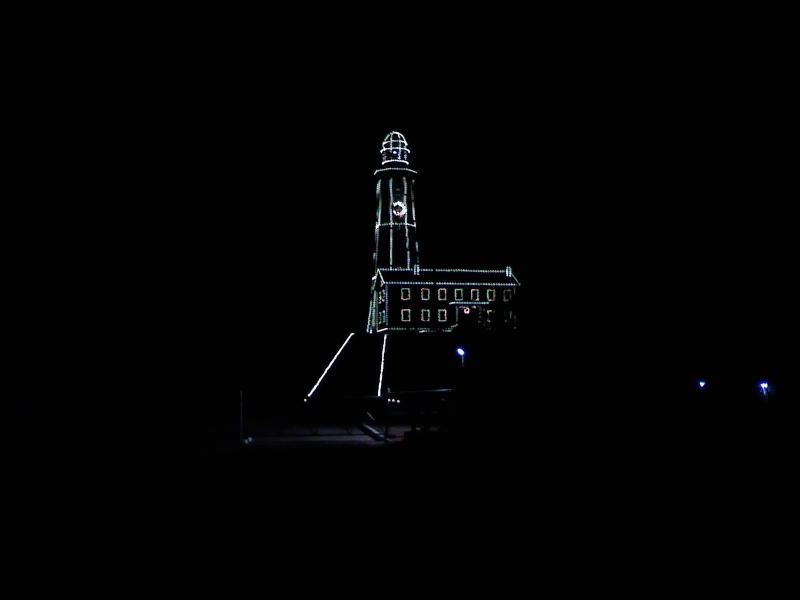 Photography Montauk Lighthouse December