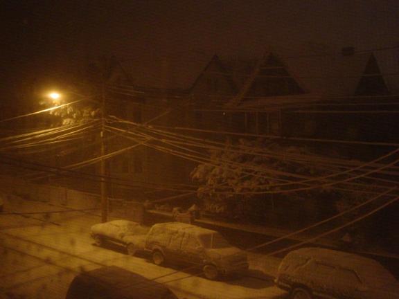 Photography Prospect Street Snows