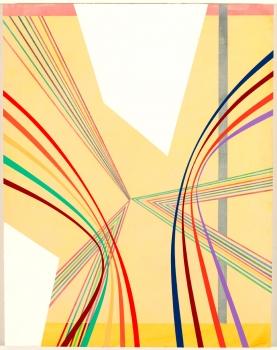 Gary Petersen Paintings 2009 - 2008 acrylic & gouache on panel