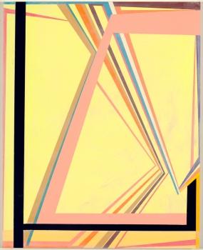 Gary Petersen Paintings 2009 - 2008 acrylic & oil on panel