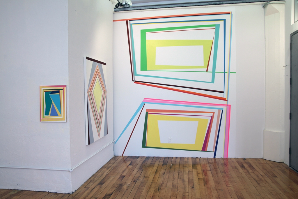 Gary Petersen Installation Photos