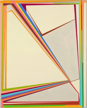Gary Petersen Paintings 2009 - 2008 acrylic & oil on wood panel
