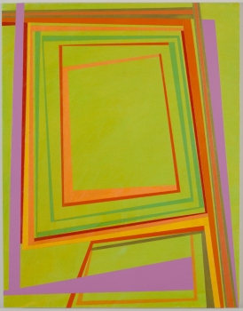 Gary Petersen Paintings 2009 - 2008 acrylic on panel