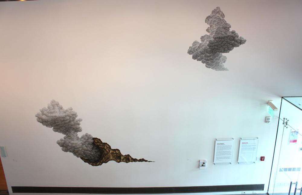 Gina Ruggeri Aldrich Museum 2010