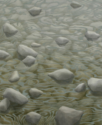 Gina Ruggeri Paintings Oil on canvas