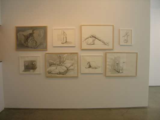 Gina Ruggeri Nancy Margolis Gallery 2011
