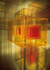 Harry Powers     Paintings and Sculpture Pure Light Acrylic Sheet