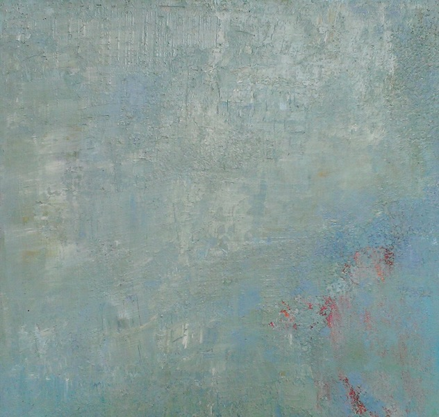 Blue Shimmer (right side of diptych)<br/>