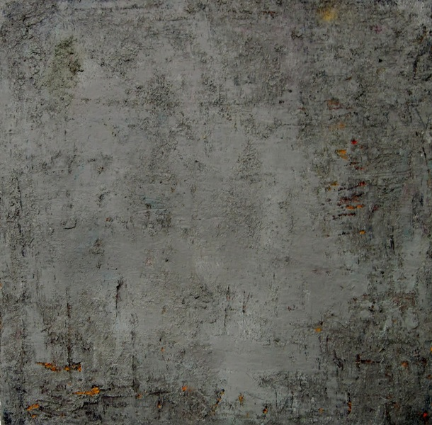 Excavation 12x12 III (left side of diptych)<br/>