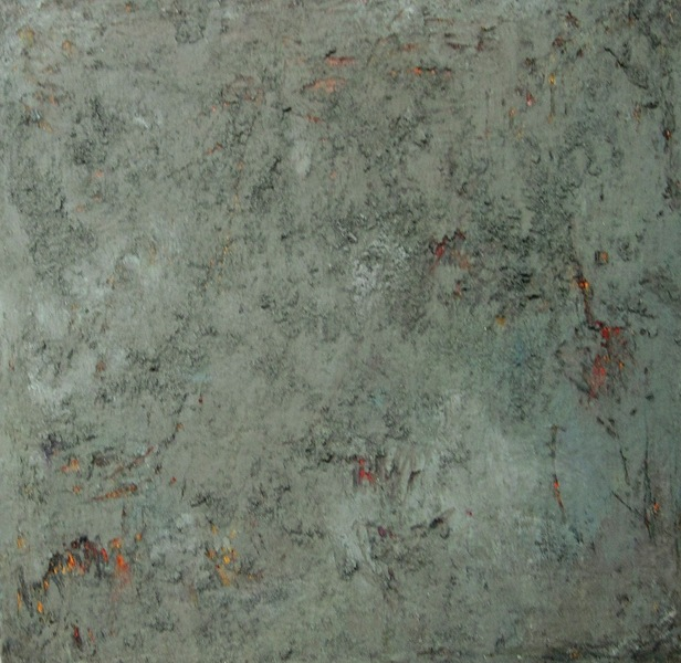Excavation 12x12 III (right side of diptych)<br/>
