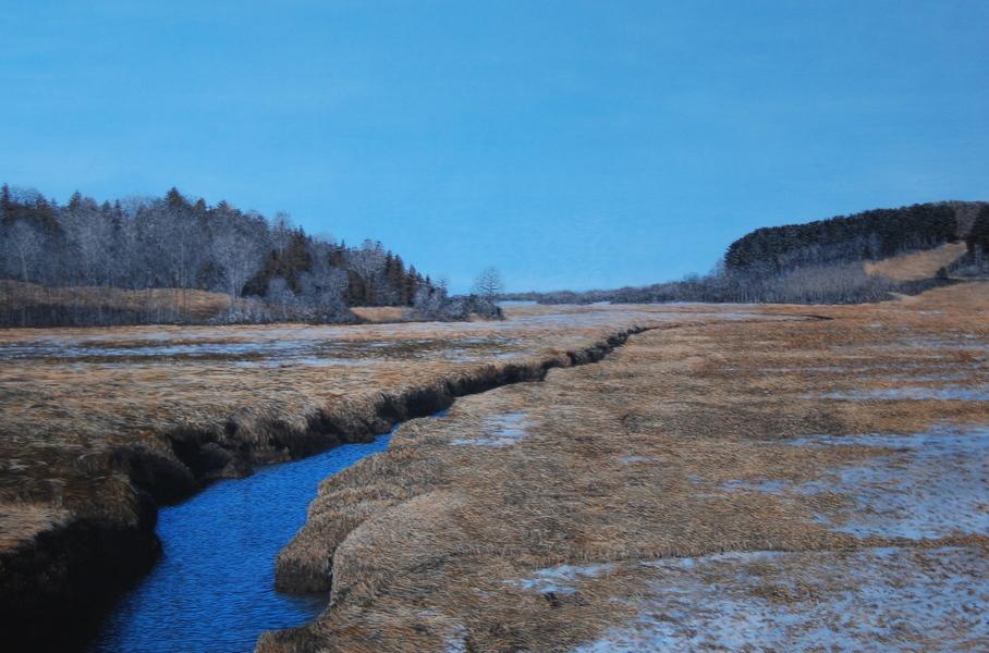 Winter Marsh II<br/>