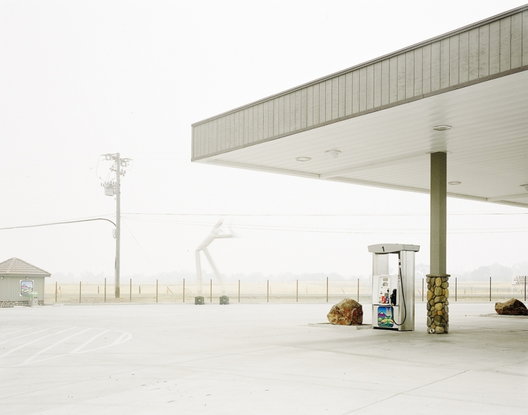 Gas Station<br/>