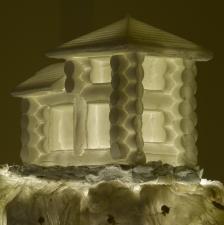 "Jeph Gurecka solo exhibition, ""Shiny Bright Souvenir"", 2008 31Grand Gallery, New York, NY."