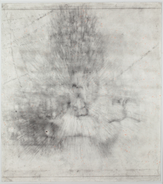 JESSICA DICKINSON works on paper graphite and gouache on paper