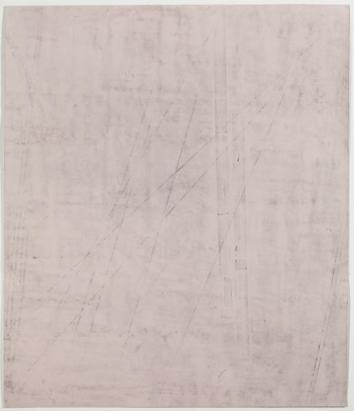 JESSICA DICKINSON traces graphite on paper