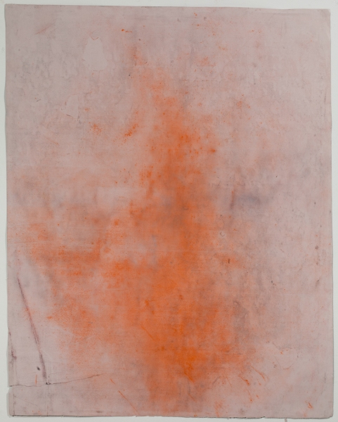 JESSICA DICKINSON traces pastel and graphite on paper