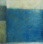 """Luisa Sartori go to """"Small Works"""" Oil, gesso on paper"""